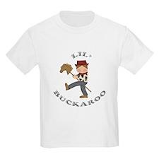 Lil' Buckaroo (brown hair) T-Shirt