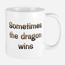 CW Dragon Wins Mug
