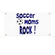 Soccer Moms Rock ! Banner