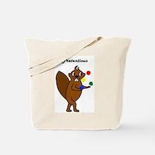 Komm Mit Beaver - Scheusslich Tote Bag