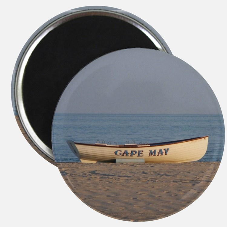 Cape May Lifeboat Magnet