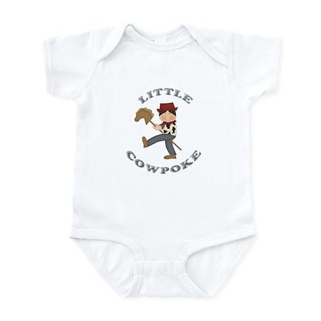 Lil' Cowpoke (Asian) Infant Bodysuit