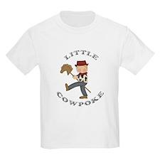 Lil' Cowpoke (Blonde hair) T-Shirt