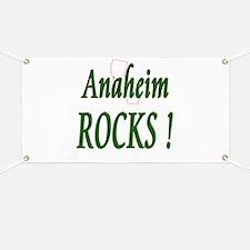 Anaheim Rocks ! Banner