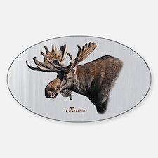 Big Moose Decal