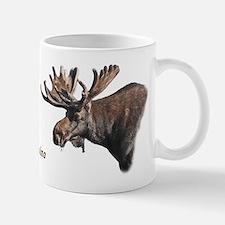 Big Moose Small Small Mug