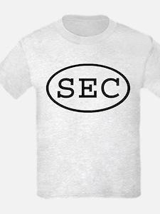 SEC Oval T-Shirt