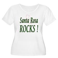 Santa Rosa Rocks ! T-Shirt