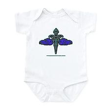 TRIBAL SWORD Infant Bodysuit