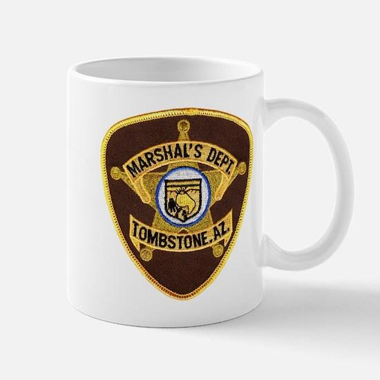 Tombstone Marshal Mug