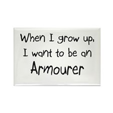 When I grow up I want to be an Armourer Rectangle