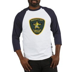 Marshal Tombstone Baseball Jersey