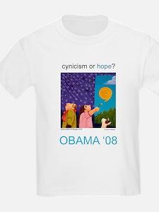 Cynicism or Hope? T-Shirt