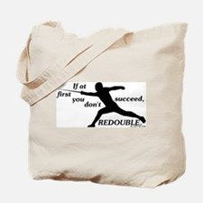 Redouble Tote Bag