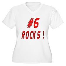 6 Rocks ! T-Shirt