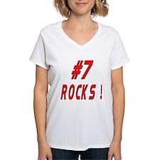 7 Rocks ! Shirt