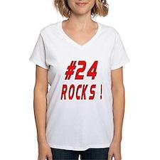 24 Rocks ! Shirt