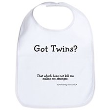 Got Twins - Stronger Bib