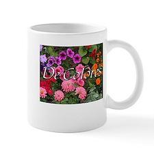 Floral De Colores Small Mug