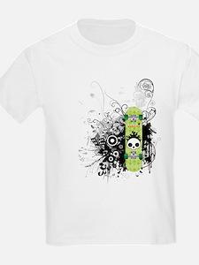 Sk8 Skullz T-Shirt