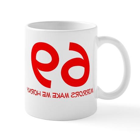 FUNNY 69 HUMOR SHIRT SEX POSI Mug