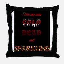 Cute Twilight fans Throw Pillow