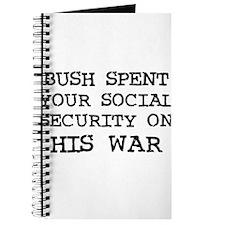 Bush spent your Social Securi Journal