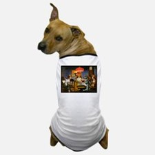 Dogs Playing RPGs! Dog T-Shirt
