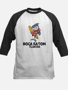 Boca Raton, Florida Baseball Jersey