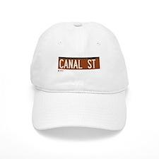 Canal Street in NY Baseball Cap
