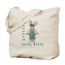 Lucky Country Bunny Tote Bag