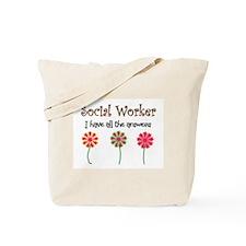 Social Worker Tote Bag