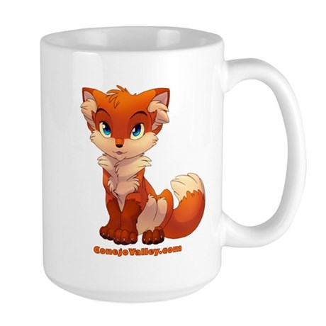 Little Fox Large Mug