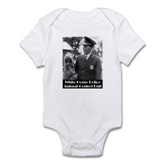 White House Police Infant Bodysuit
