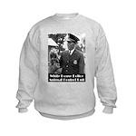 White House Police Kids Sweatshirt