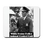 White House Police Mousepad