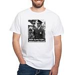 White House Police White T-Shirt