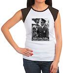 White House Police Women's Cap Sleeve T-Shirt
