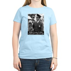 White House Police Women's Light T-Shirt