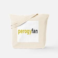 PerogyFan Tote Bag