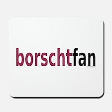 BorschtFan Mousepad
