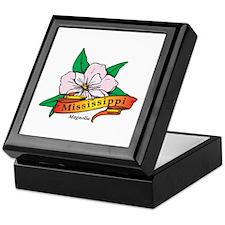 Mississippi Keepsake Box