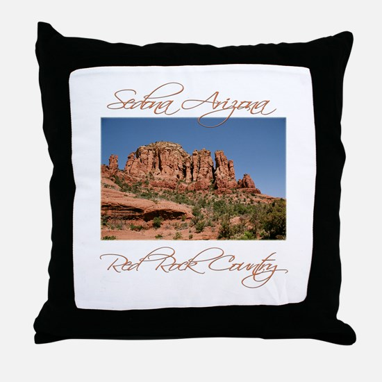 Sedona Essence Throw Pillow