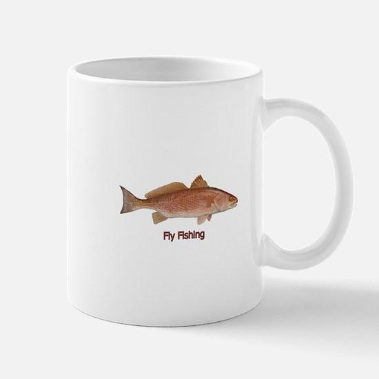 Fly Fishing - Red Drum Mug