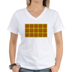 Brown Shield Shirt