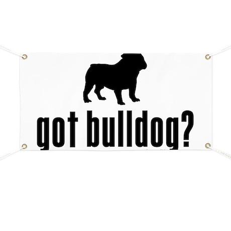 got bulldog? Banner