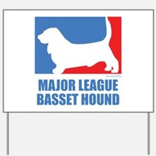ML Basset Yard Sign