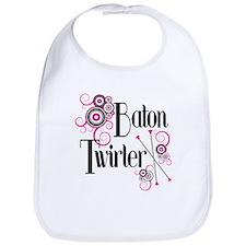 Baton Twirler Bib