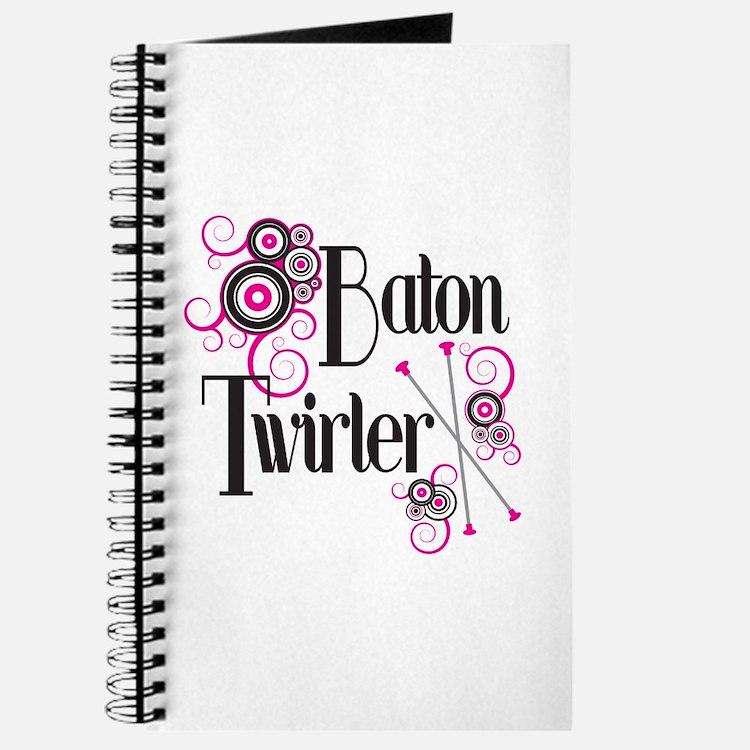 Baton Twirler Journal