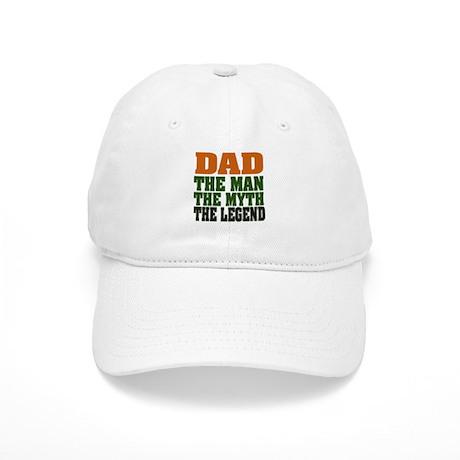 Dad - The Legend Cap